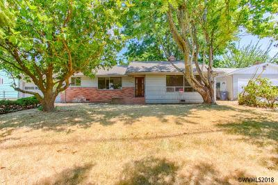Keizer Single Family Home Active Under Contract: 3498 Potts Dr