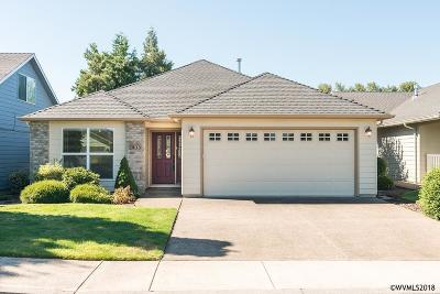 Dallas Single Family Home For Sale: 2033 SE Magnolia Av