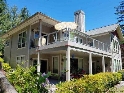 Gates Single Family Home For Sale: 33902 Railroad Av