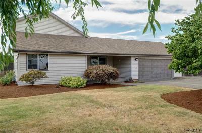 Stayton Single Family Home For Sale: 1479 N Evergreen Av