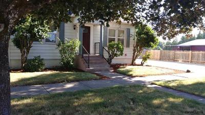 Dallas Single Family Home For Sale: 408 SE Mill St