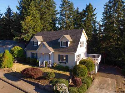 Dallas Single Family Home For Sale: 1340 SW Maple St