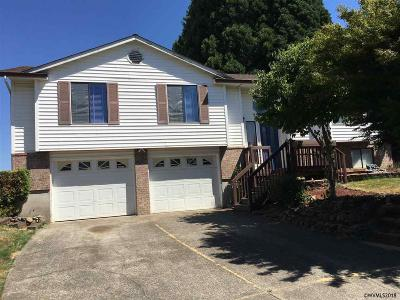 Sublimity Single Family Home Active Under Contract: 535 NW Sunrise Pl