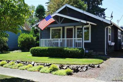 Dallas Single Family Home For Sale: 1529 SW Stump St