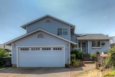 Salem Single Family Home For Sale: 2190 Country Dr