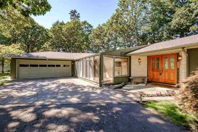 Dallas Single Family Home Active Under Contract: 12800 Clow Corner Rd