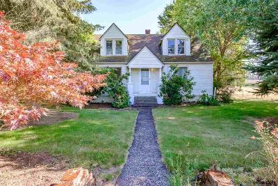 Lebanon Single Family Home Active Under Contract: 37490 Tennessee School Dr