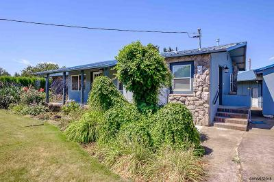 Albany Single Family Home For Sale: 39570 Higbee Rd