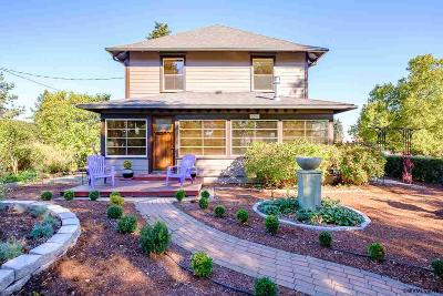 Salem Single Family Home For Sale: 3247 Orchard Heights Rd