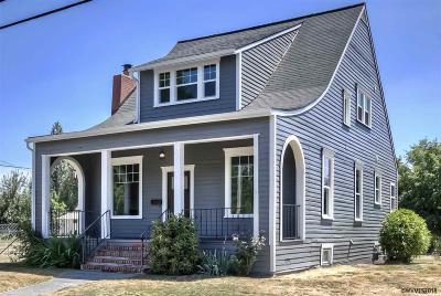 Stayton Single Family Home For Sale: 280 W Ida St