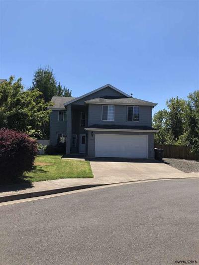 Dallas Single Family Home For Sale: 1669 SW Filbert Ln