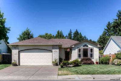 Keizer Single Family Home Active Under Contract: 7735 O'neil Rd