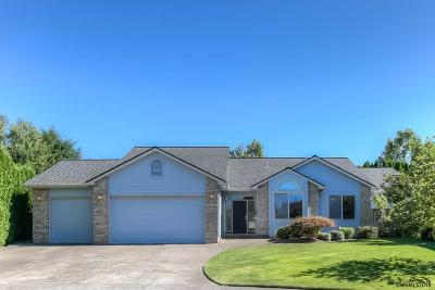 Keizer Single Family Home Active Under Contract: 6072 Lopez Ct