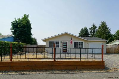 Aumsville Single Family Home For Sale: 640 Del Mar Dr