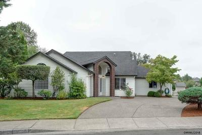 Keizer Single Family Home For Sale: 6846 Jakewood Ct