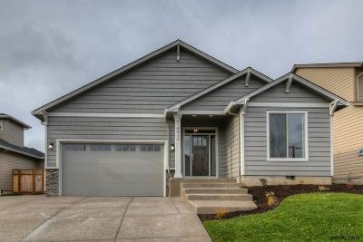 Salem Single Family Home For Sale: Red Cedar (Lot #2) Ln