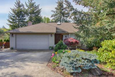 Salem Single Family Home Active Right Of Refusal: 3772 Echo Dr