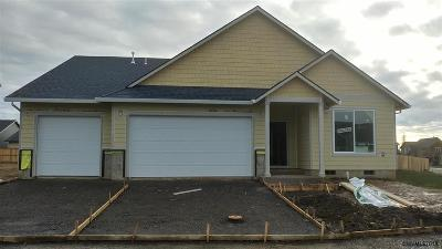 Aumsville Single Family Home For Sale: 9918 Fox (Lot #31) St