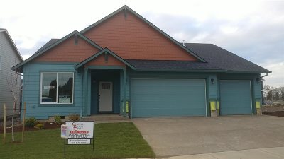 Aumsville Single Family Home For Sale: 7439 Bishop (Lot #44) Rd