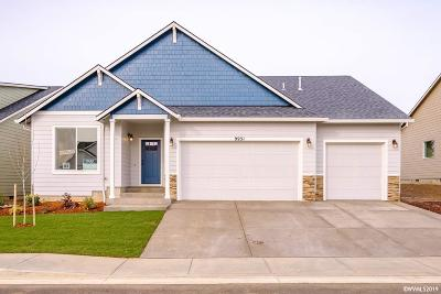 Aumsville Single Family Home For Sale: 9931 Fox (Lot #63) St