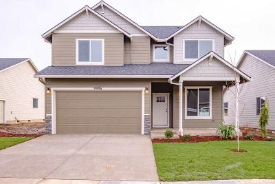 Aumsville Single Family Home For Sale: 9986 Fox (Lot #35) St
