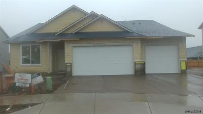 Aumsville Single Family Home For Sale: 9998 Fox (Lot #36) St
