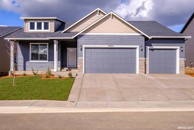 Aumsville Single Family Home For Sale: 9973 Fox (Lot #61) St
