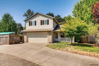 Turner Single Family Home For Sale: 4881 Bethel Lp