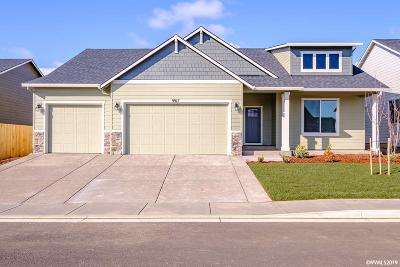 Aumsville Single Family Home For Sale: 9917 Fox (Lot #64) St