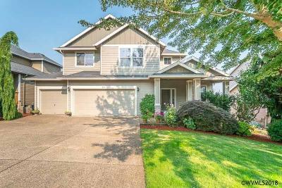 Salem Single Family Home For Sale: 514 Golden Eagle St