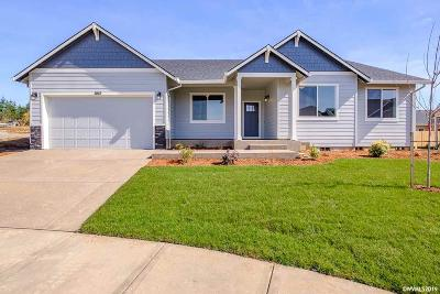 Aumsville Single Family Home For Sale: 602 Tia (Lot #45) St