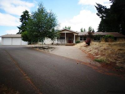 Salem Single Family Home For Sale: 7930 Adamson Ln