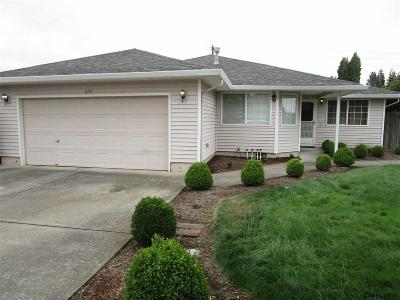 Keizer Single Family Home Active Under Contract: 232 Ridgecrest Dr