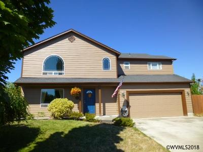 Salem Single Family Home For Sale: 4799 Bayne St