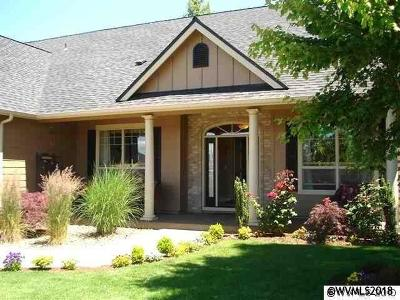 Albany Single Family Home For Sale: North Oak Estates (Lot #13)