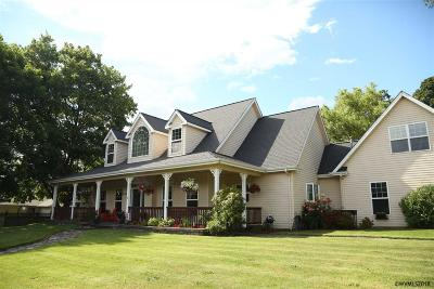 Stayton Single Family Home For Sale: 653 E Pine St