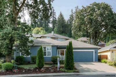 Salem Single Family Home For Sale: 2818 Vibbert St
