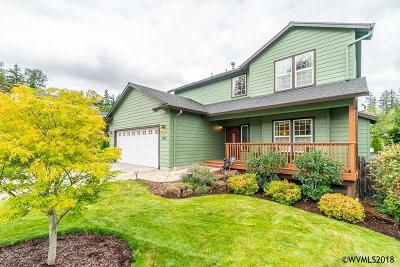 Salem Single Family Home Active Under Contract: 564 Winners Ct