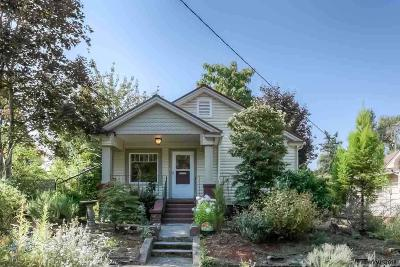 Salem Single Family Home Active Under Contract: 1140 Lee St
