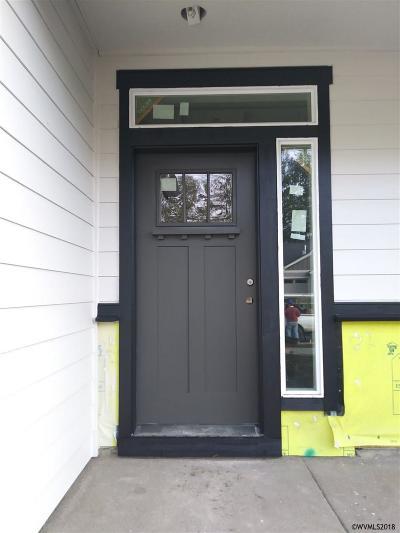Stayton Single Family Home For Sale: 2158 Deer Av