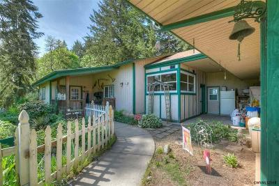 Keizer Single Family Home Active Under Contract: 1900 Clear Lake Rd