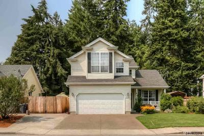 Keizer Single Family Home For Sale: 7731 St Charles St