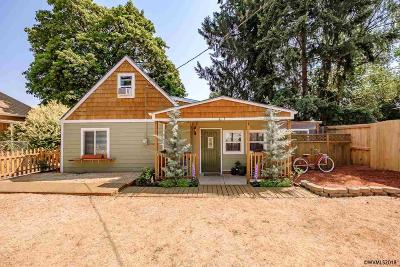 Albany Single Family Home Active Under Contract: 815 Liberty St