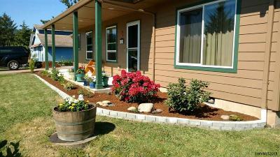 Mill City Single Family Home For Sale: 1270 SW 2nd Av