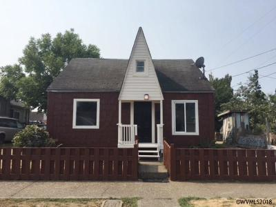 Salem Single Family Home Active Under Contract: 1140 Shipping St