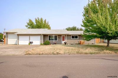 Albany Single Family Home Active Under Contract: 2705 27th Av