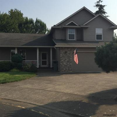 Sublimity Single Family Home For Sale: 412 Cascade Meadow Dr