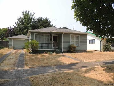 Salem Single Family Home Active Under Contract: 2345 Laurel Av