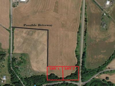 Monmouth Residential Lots & Land For Sale: 10200 Helmick Rd