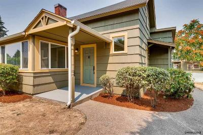 Keizer Single Family Home For Sale: 941 Chemawa Rd